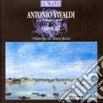 I Filarmonici - Opera Xii cd musicale di Antonio Vivaldi