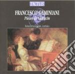Pieces de clavecin cd musicale di Francesco Geminiani