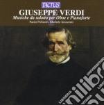 Pollastri P. / M. Innocenti - Musiche Da Salotto cd musicale di Giuseppe Verdi