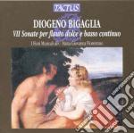 I Fiori Musicali - Opera Ii cd musicale di Diogeno Bigaglia