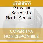 Pollastri P. / Ensemble Anciuti - Pollastri P. / Ensemble Anciuti-sonate E Triosonate cd musicale di Platti giovanni bene