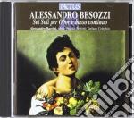 Baccini Alessandro - Sonate Per Oboe E Basso Continuo cd musicale di Alessandro Besozzi
