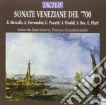 Bet Stefano / Cera Francesco - Sonate Veneziane Del '700 cd musicale di Artisti Vari