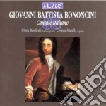 Cantate italiane cd musicale di Giovanni Bononcini
