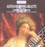 Banditelli G. / Miatello C. - Cantate Da Camera cd musicale di Alessandro Scarlatti