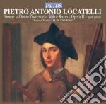Il Ruggiero - Sonate A Flauto Op.ii cd musicale di Locatelli