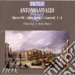 Opera vii-libro i cd musicale di Antonio Vivaldi