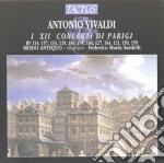 Modo Antiquo - Concerti Di Parigi cd musicale di Antonio Vivaldi