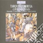 Ensemble L'Aura Soave - Il Curtio Precipitato cd musicale di Tarquinio Merula
