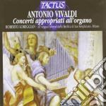 Loreggian Roberto - Concerti Per Organo cd musicale di Antonio Vivaldi