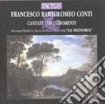 Ensemblela Signoria - Cantate Con Istromenti cd musicale di Conti francesco barto