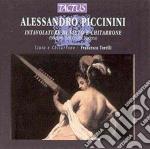 Intav. di liuto e chitarrone cd musicale di Alessandro Piccinini