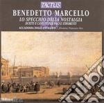 Accademia Degli Invaghiti - Duetti E Cantate cd musicale di Benedetto Marcello