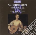 Ensemble L'aura Soave - Op.xiii - Madrigaletti cd musicale di Rossi Salomone