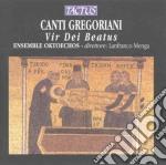 Ensemble Oktoechos - Vir Dei Beatus cd musicale di Artisti Vari