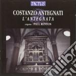 Kenyon Paul - La Antegnata cd musicale di Costanzo Antegnati