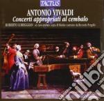 Loreggian Roberto - Trascr. Per Cembalo Di Bach cd musicale di Antonio Vivaldi