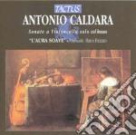 Ensemble L'aura Soave - Suonate Per Violoncello cd musicale di Antonio Caldara