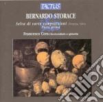 Selva comp. cimbalo et organo cd musicale di Bernardo Storace