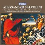 I Luoghi Dello Spirito - Missa Defunctorum cd musicale di Alessandro Salvolini