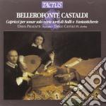 Pelagatti D. / Cantalupi D. - Capricci cd musicale di Bellerofonte Castaldi
