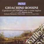 Capolavori dell'800 cd musicale di Rossini