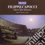 Limone Marco - Opere Per Organo cd musicale di Filippo Capocci