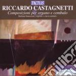 Innocenti Stefano - Composizioni Per Organo E Cembalo cd musicale di Riccardo Castagnetti