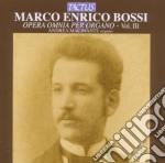 Macinanti Andrea - Opera Omnia Per Organo - 3 cd musicale di Bossi marco enrico