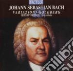 Variazzioni goldberg cd musicale di Bach johann sebastian