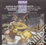 1� libro de madrigali a 5 v. cd musicale di Leonetti giovan batti