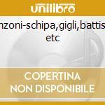 Canzoni-schipa,gigli,battistini etc cd musicale di Tosti/bixio/etc
