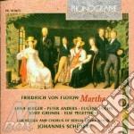 Marta - berger,anders, schuler 1944 cd musicale di Flotow