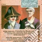 Cavalleria r. - mascagni '40/pagliacci cd musicale di Mascagni/leoncavallo