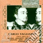 Carlo tagliabue: arie da opere(1939-46) cd musicale di Tagliabue c. -vv.aa.
