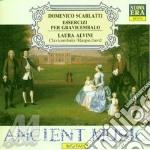 Trenta essercizi per gravicembalo cd musicale di D. Scarlatti