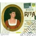 Rita - scarabelli, ballo, amendola '91 cd musicale di Donizetti