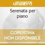 Serenata per piano cd musicale di Falla De