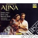 Alina cd musicale di Donizetti