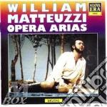 William matteuzzi: recital cd musicale di Matteuzzi w. -vv.aa.