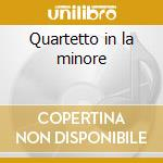Quartetto in la minore cd musicale di Mercadante