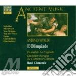 Olimpiade cd musicale di Vivaldi