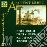 Barocco strumentale italiano vol. 2^ cd musicale di Artisti Vari