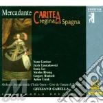 Caritea regina di spagna-gordaze '95 cd musicale di Mercadante