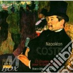 Studi di gen. per chit. op.38 - m.riboni cd musicale di Napoleon Coste