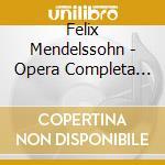 Opera comp.per pf a 4 mani-modugno etc. cd musicale di Mendelssohn
