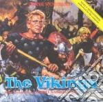 The Vikings  / Solomon And Sheba cd musicale di O.S.T.