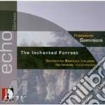 LA FORESTA INCANTATA cd musicale di Francesco Geminiani