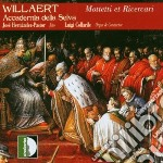 Willaert Adrian - Mottetti E Ricercari Vol.2 cd musicale di Adrian Willaert