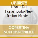 L'ARTE DEL FUNAMBOLO cd musicale di Giovanni Sollima